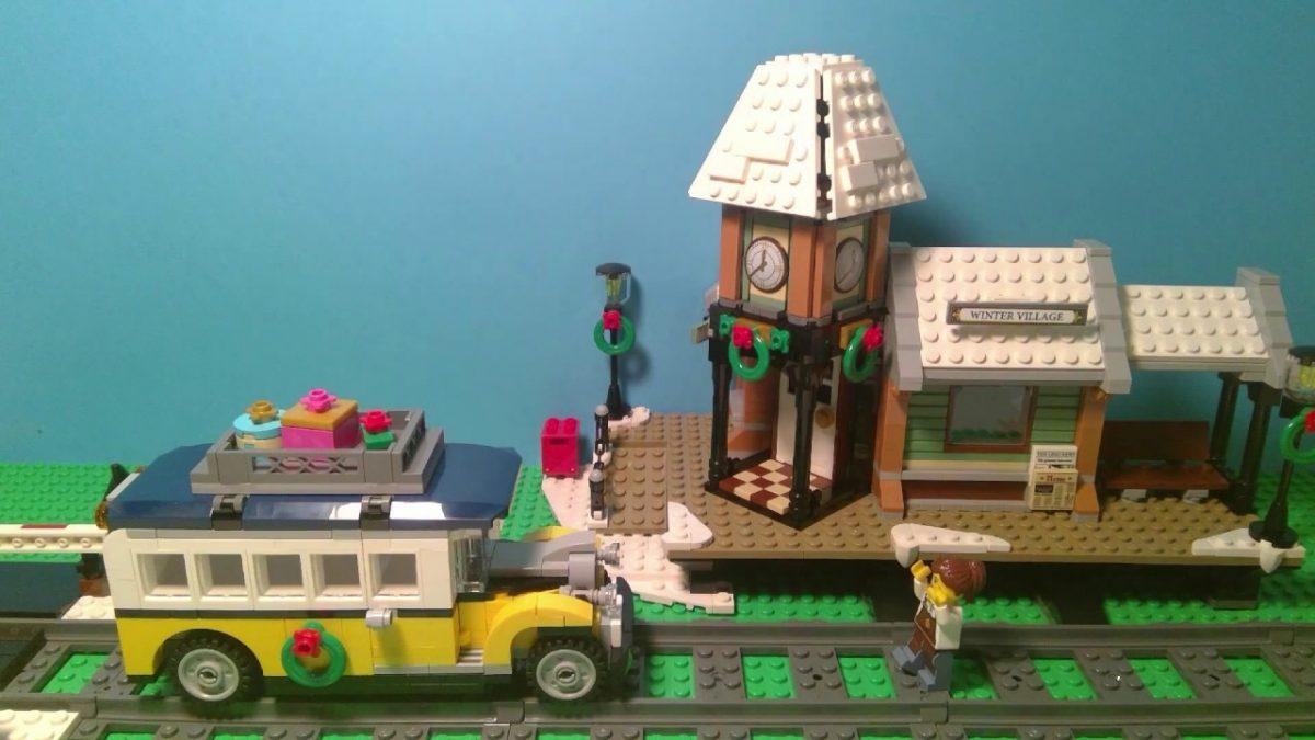 Lego Train Crash – Brix Studios 158